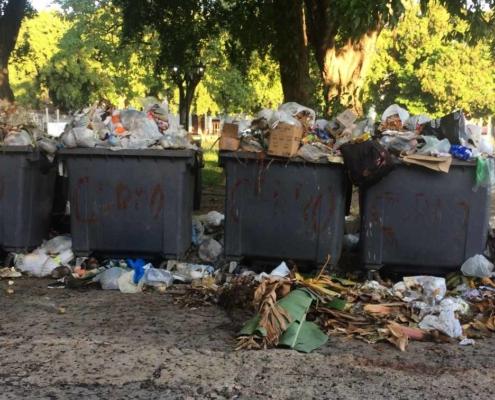 Díaz-Canel admite que necesita inversión extranjera para resolver el problema de la basura en La Habana