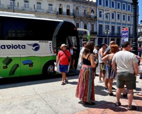 Cuba arriba este sábado a los cuatro millones de visitantes internacionales
