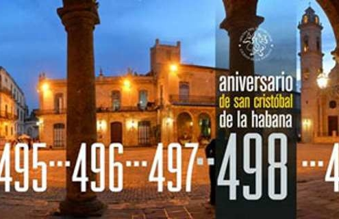 España y Cuba cooperarán en programa cultural de 500 aniversario de La Habana