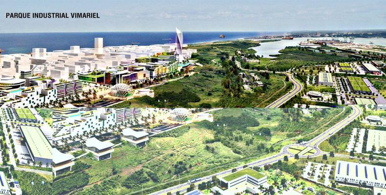 Vietnamitas construyen primer parque industrial de Cuba