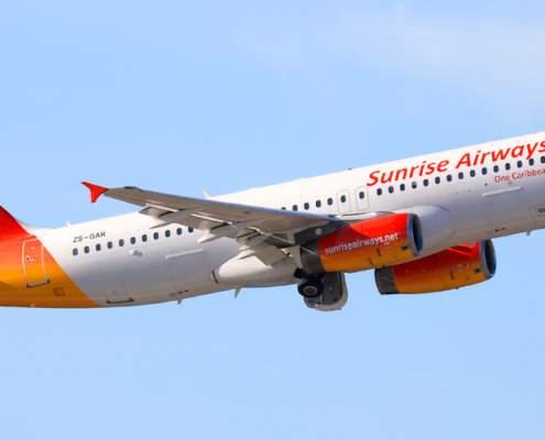Sunrise Airways anuncia vuelo entre Santo Domingo y La Habana