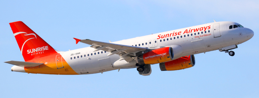 Sunrise Airways anuncia vuelo entre Santo Domingo y La Habana