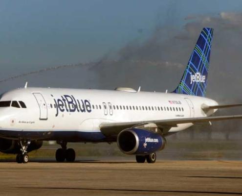 JetBlue mantendrá 3 vuelos diarios a La Habana
