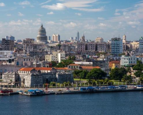 La Habana en el principal centro de reuniones internacionales