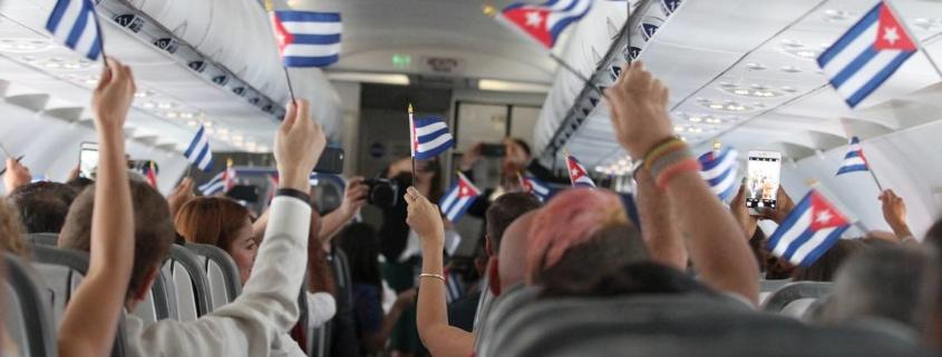 EE.UU. suspendió desde ayer los vuelos comerciales a Cuba, salvo a La Habana