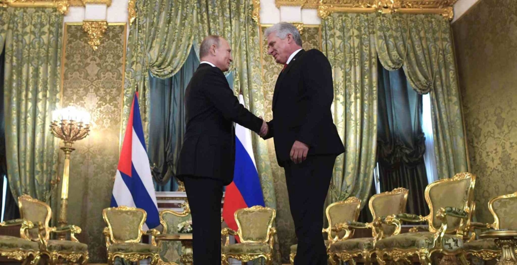 Russia and Cuba vow to expand their 'strategic' ties