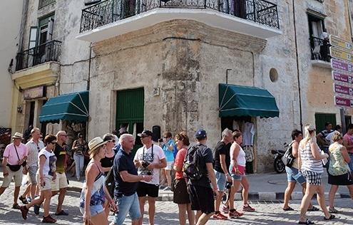 Cuba attire plus de 4 millions de touristes en 2018 malgré la forte baisse du nombre de visiteurs américains