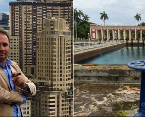Un español a cargo del suministro de agua en La Habana