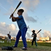 Football scoring in baseball-crazy Cuba