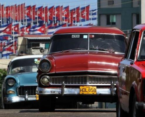 """""""Coger un taxi en La Habana está siendo como ganarse la lotería"""""""