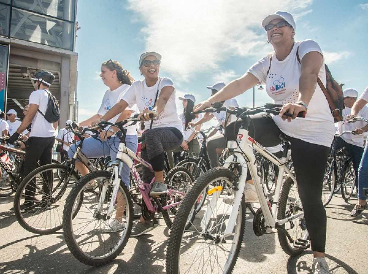 Public bicycle rental service inaugurated in Havana