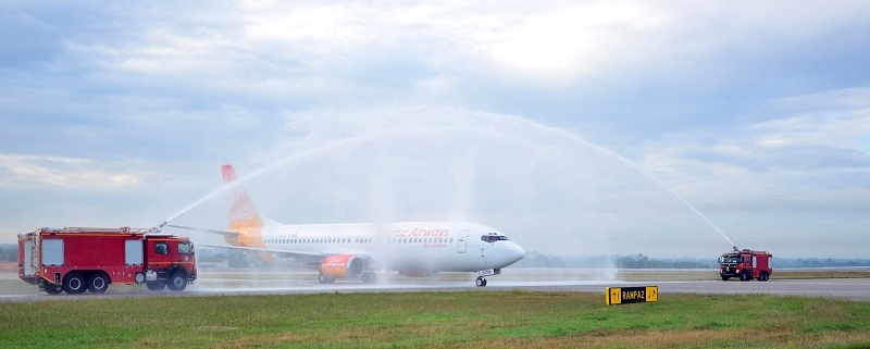 aerolínea Sunrise Airways