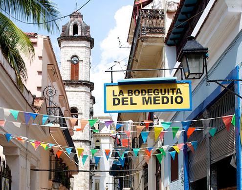 """""""La Bodeguita del Medio"""" Deletes its Signatures"""