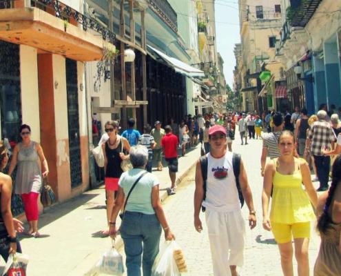 cuba 4.7 Million Tourists arrivals