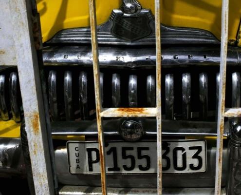 classic car Concours Havana