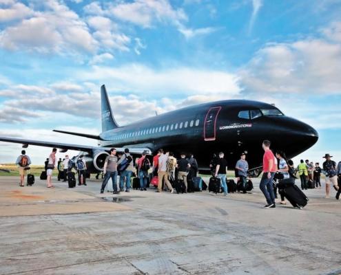 Chrono Aviation