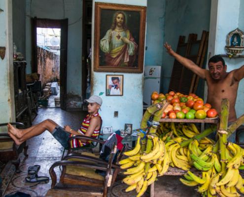 Cuba's Self-employed