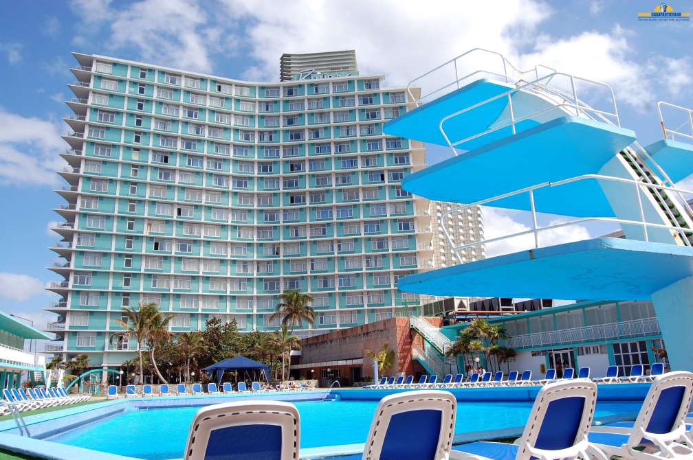 hoteles Habana  y Riviera