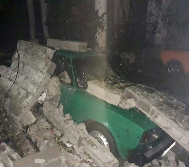 Tres muertos y 172 heridos por un tornado en La Habana