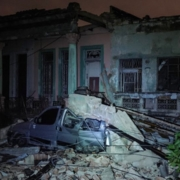 Three dead and 172 injured as Havana struck by devastating tornado