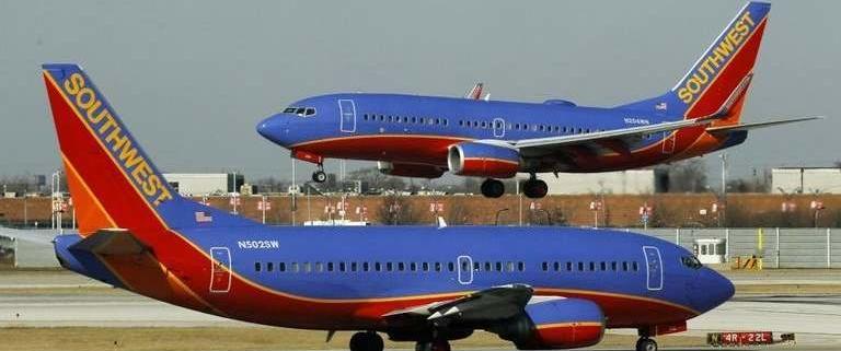 Southwest cancela vuelos a Cuba por coronavirus
