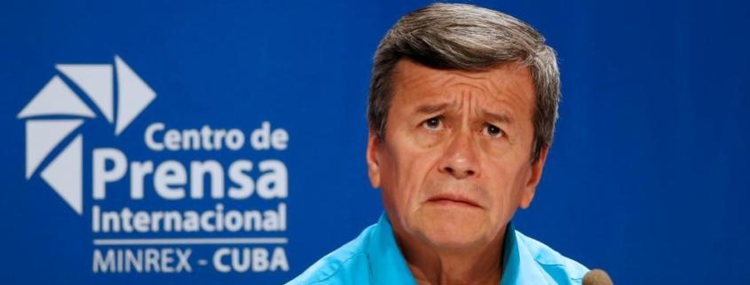 l'attentat de Bogota