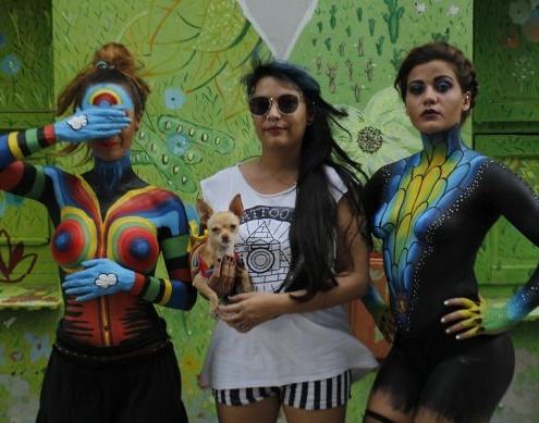 Cuban Body Art