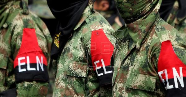 Colombia's ELN rebel leaders say they will not leave Cuba