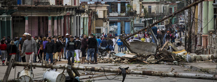 The UN donates almost 3 thousand mattresses to Cuba, after two months of the devastating tornado