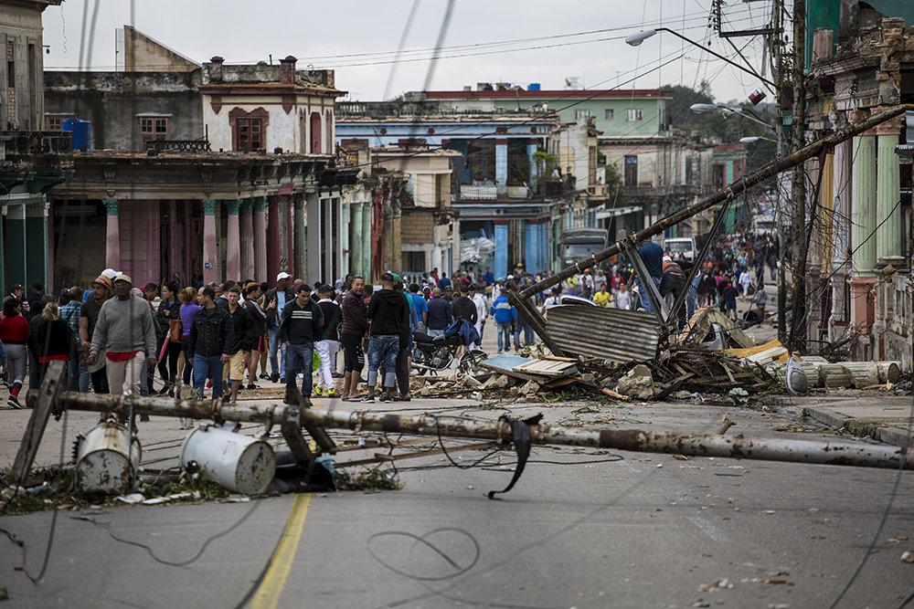 Tornado en La Habana es el más fuerte ocurrido desde 1940