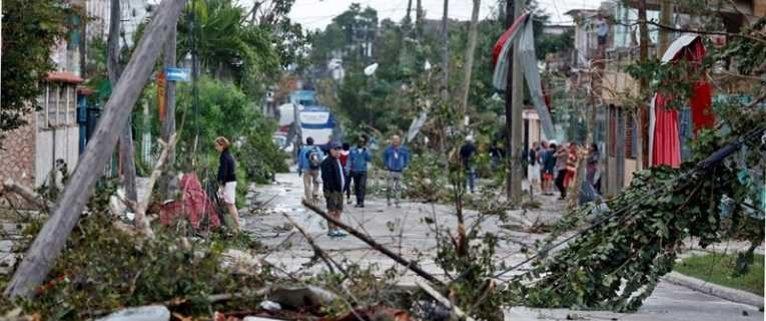 Cuba recibe un donativo de Bolivia para los damnificados del tornado en La Habana