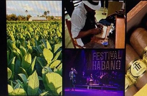 Cuba's cigar festival to honor Havana's 500th anniversary