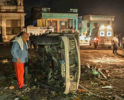 Facebook cancela un crowdfunding con 40.000 USD para damnificados del tornado en La Habana
