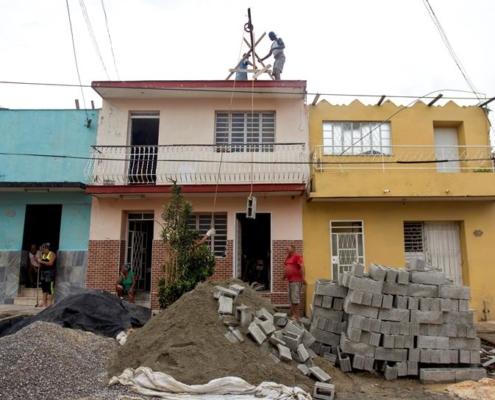 Los jóvenes cubanos se lanzan al rescate
