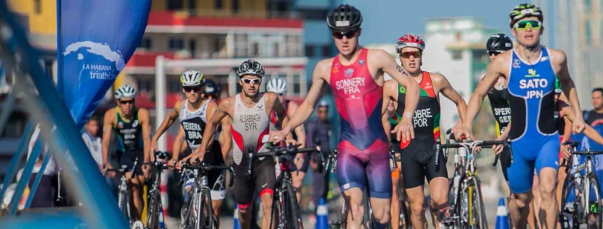 Twenty-seven Countries Confirmed for Havana Triathlon