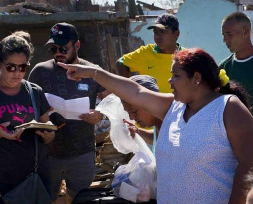 Cuba acepta ayuda de entidades privadas tras tornado