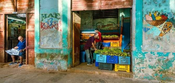 Cuba counted 580,828 self-employed workers at the end of 2018