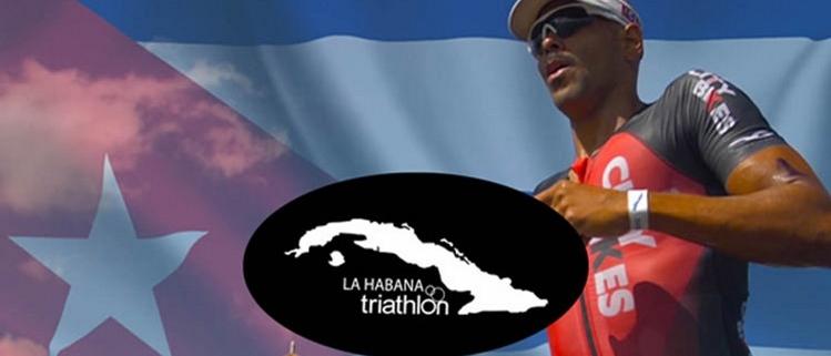 Más de 500 competidores animarán Triatlón de La Habana