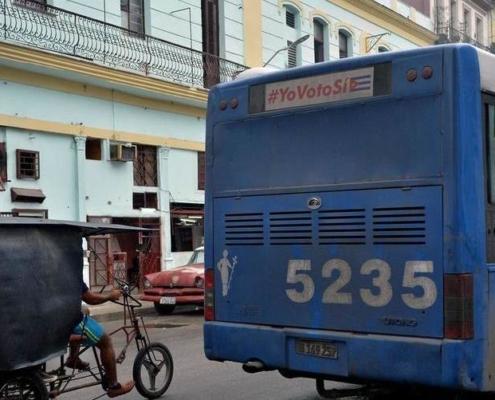 Oui ou non au socialisme: Cuba vote sur sa nouvelle Constitution