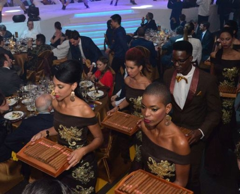 The Habano Festival closes its XXI edition in Cuba with the Gala Night dedicated to the 50th anniversary of Trinidad