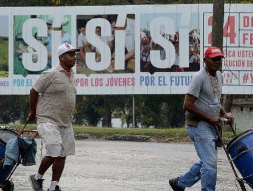 New Cuban constitution gets 87 percent approval