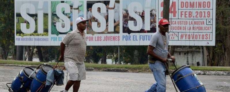 Los cubanos aprueban su nueva Constitución
