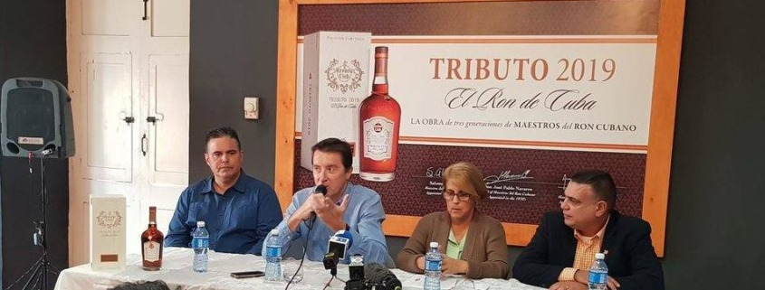 "Havana Club officially launched its limited edition ""Tributo 2019"""