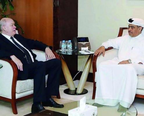 Cuba soigne ses liens avec le Qatar et l'Algérie
