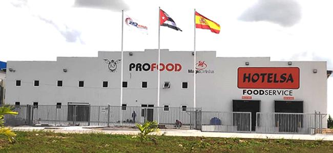Spanish Profood Company Starts Operations in Cuba