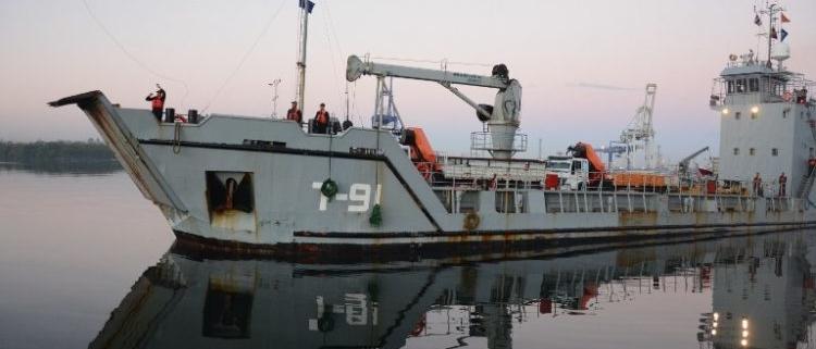 Llega a Cuba barco de Venezuela con ayuda para damnificados por el tornado