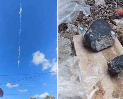 Meteorite that Hit Cuba Had the Energy of 1,400 Tons of TNT
