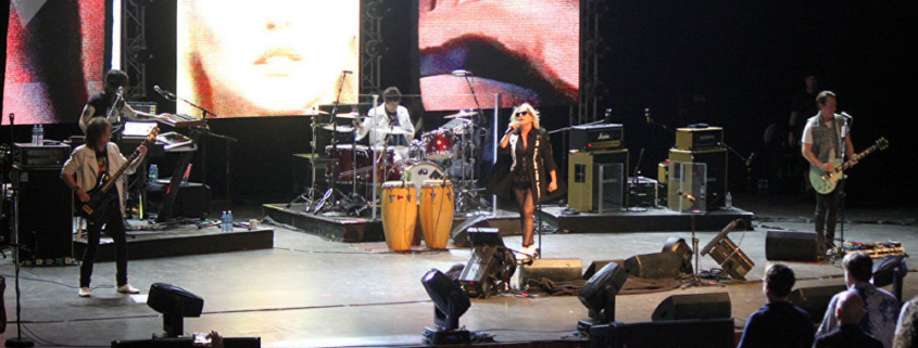 We'll Do our Best Show in Cuba, Says Blondie's Vocalist Deborah Harry