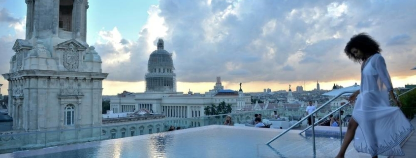 Cuba taps into high-end luxury tourist market