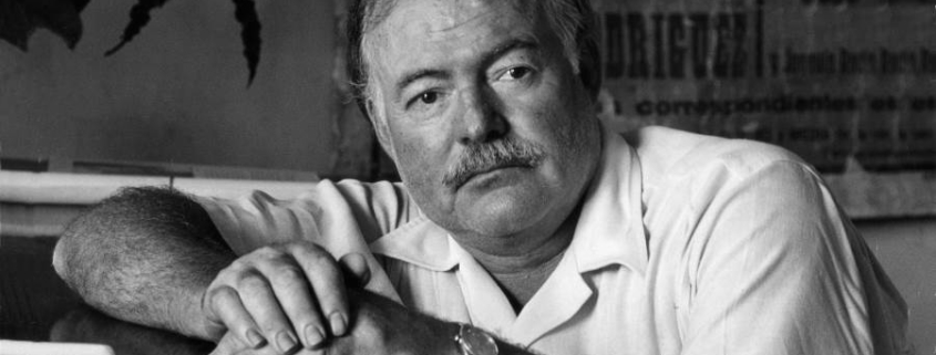 Hemingway centre opens in Havana to preserve writer's work